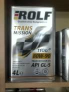 ROLF. Вязкость 80W-90, минеральное