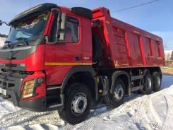 Volvo FMX. Volvo fmx, 13 000 куб. см., 36 000 кг.