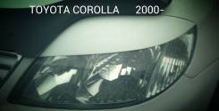 Накладка на фару. Toyota Corolla Mazda Mazda3 Opel Astra Kia Rio Mitsubishi Lancer Infiniti FX35