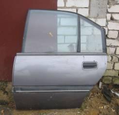Дверь задняя L Opel Omega A в сборе