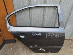 Дверь боковая. Skoda Octavia. Под заказ