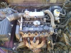 Двигатель. Daewoo Nexia Chevrolet Lanos Двигатель A15SMS
