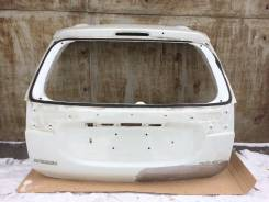 Крышка багажника. Mitsubishi Outlander