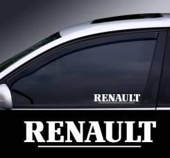 Наклейка. Renault