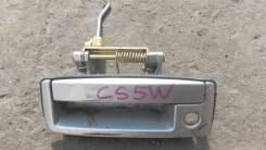 Ручка двери внешняя. Mitsubishi Lancer Cedia, CS5W