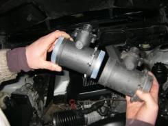 Датчик расхода воздуха. Volkswagen: Touran, Passat, Polo, Bora, Golf, Caddy, Transporter, Touareg, Jetta Ford Mondeo Ford Focus Ford Transit Audi: Qua...