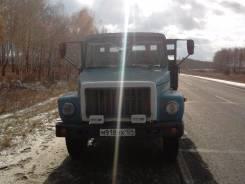 ГАЗ 3307. ГАЗ-3307, 2 400куб. см., 3 000кг., 4x2