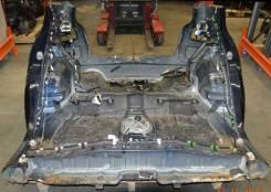Задняя часть автомобиля. Toyota Auris