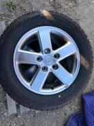 Оригинальные колеса Toyota ISIS, NOAH, SAI, MARK x, Ipsun. 6.0x15 5x114.30 ЦО 50,0мм.