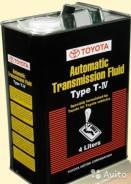Toyota. Вязкость ATF, полусинтетическое