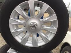 Оригинальные колеса Nissan. 6.5x16 5x114.30