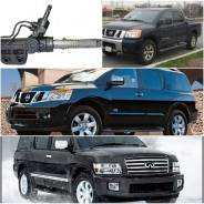 Рулевая рейка. Nissan Titan Nissan Armada, WA60 Infiniti QX56 Двигатель VK56DE