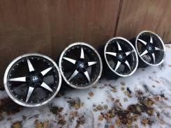 BMW. 8.5x18, 3x98.00, 5x120.00