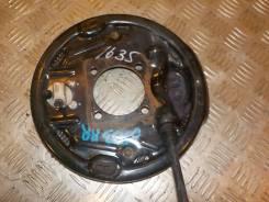 Щит опорный задний правый 2006-2014 Smart Fortwo W451