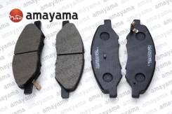 Колодки тормозные Nisshinbo PF2452 Nissan Cube, BNZ11
