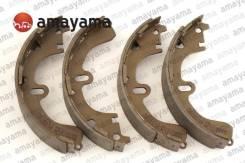 Колодки тормозные барабанные AVANTECH AVS0102