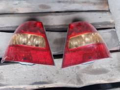 Стоп-сигнал. Toyota Corolla, NZE121