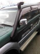 Шноркель. Toyota Land Cruiser Prado