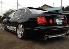 Эмблема. Lexus GS430 Toyota Aristo, JZS161, JZS160
