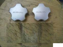"Пара колпачков от дисков Субару (2шт). Диаметр Диаметр: 16"", 1 шт."