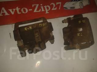 Суппорт тормозной. Nissan Terrano, LBYD21 Двигатели: VG30E, TD27T