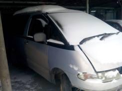 Защита двигателя железная. Toyota Estima Emina