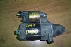 Стартер. Honda Civic Ferio, CBA-ES1, UA-ES1, LA-ES1 Honda Civic, LA-EU1 Honda Logo, E-GA3, GF-GA3 Двигатели: D14Z5, D15Y2, D14Z6, D15Y4, D15Y3, D16W7...