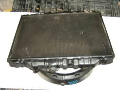 Радиатор охлаждения двигателя. Mitsubishi: Delica Star Wagon, L200, Delica, Challenger, Pajero Sport, Pajero, Strada Двигатель 4D56