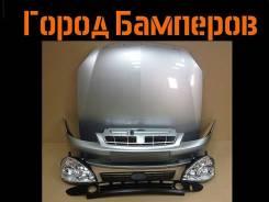 Капот. Лада: 2108, 2112, 2111, 2109, 2110, 2113, 2114, Калина, Гранта, Ларгус, 2115, Приора, 21099, 2121 4x4 Нива Chevrolet Niva