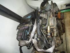 Двигатель. Toyota Platz, SCP11 Двигатель 1SZFE