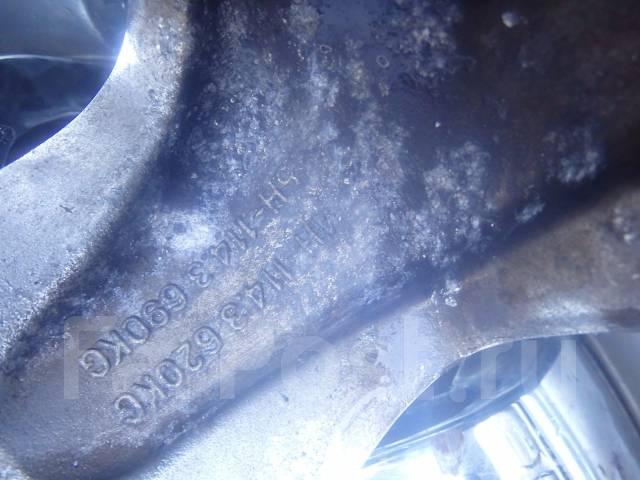 Комплект разнопарых колёс Garson R18 с Honda Accord. 8.0x18 5x114.30 ET34 ЦО 70,0мм.