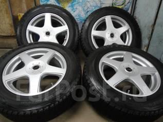 Продам Отличные Стильные колёса GIRO+Зима Жир 225/65R17Toyota, Nissan. 7.0x17 5x100.00, 5x114.30 ET40 ЦО 73,0мм.