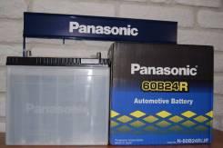 Panasonic. 50 А.ч., Прямая (правое), производство Япония
