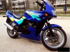 Kawasaki GPZ. 500 куб. см., исправен, птс, без пробега
