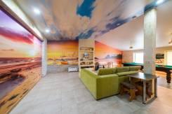 Предлагаем первый этаж коттеджа с отличным видом на бухту Золотой рог. От агентства недвижимости (посредник)