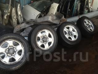 Продам комплект колес. x16 5x114.30