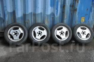 Колеса литые 195/65R15 5x110 Saab 9-3 9-5 Vectra Astra. 6.5x15 5x110.00 ET49 ЦО 65,1мм.