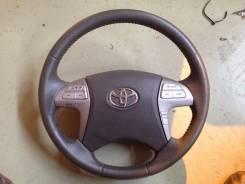 Руль. Toyota Camry, ACV40, ACV45, ACV41 Двигатели: 2GRFE, 2AZFE, 1AZFE