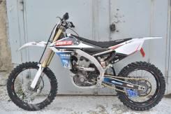 Yamaha YZ 450F. 450 куб. см., исправен, без птс, без пробега