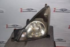 Фара. Toyota Opa, ACT10, ZCT10, ZCT15 Двигатели: 1AZFSE, 1ZZFE