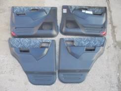 Обшивка двери. Mitsubishi Pajero Pinin, H77W, H76W Mitsubishi Pajero iO, H71W, H76W Двигатели: 4G93, 4G94