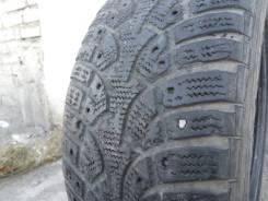 Gislaved Nord Frost III. Зимние, без шипов, износ: 80%, 1 шт