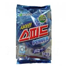 """Стиральный порошок Shairin """"Супер Сила"""" 3 кг. (Корея) Цена по акции"""