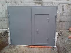 Ворота гаражные. Недорого изготовление под проём