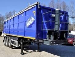 MEGA. Самосвальный полуприцеп Mega MNW 3 strong 35, 38 500 кг. Под заказ
