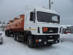 МАЗ 6430А9-1320-020. , 10 850 куб. см., 33 588 кг.
