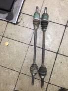 Привод. Subaru Forester, SG5 Двигатели: EJ203, EJ202