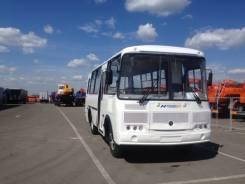 ПАЗ 32053. Автобус раздельные сиденья с ремнями безопасности, 3 000 куб. см., 38 мест
