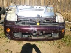 Рамка радиатора. Toyota WiLL Vi, NCP19 Двигатель 2NZFE