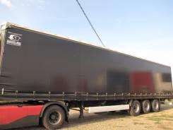 Krone. Шторный полуприцеп без пробега по России 2009 год, 41 000 кг.